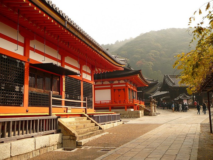 Киёмидзу-дэра - храм для всех. 30707