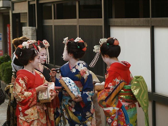 Киёмидзу-дэра - храм для всех. 21618