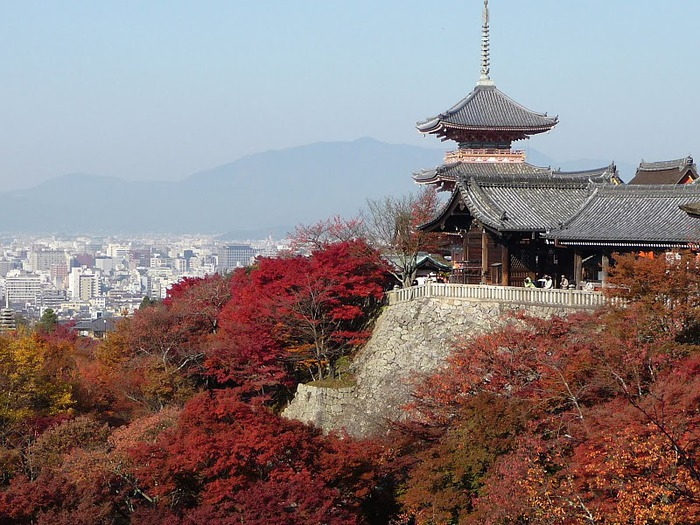 Киёмидзу-дэра - храм для всех. 85698