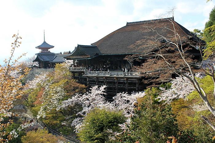 Киёмидзу-дэра - храм для всех. 26464