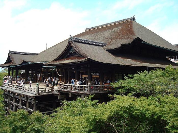 Киёмидзу-дэра - храм для всех. 12670