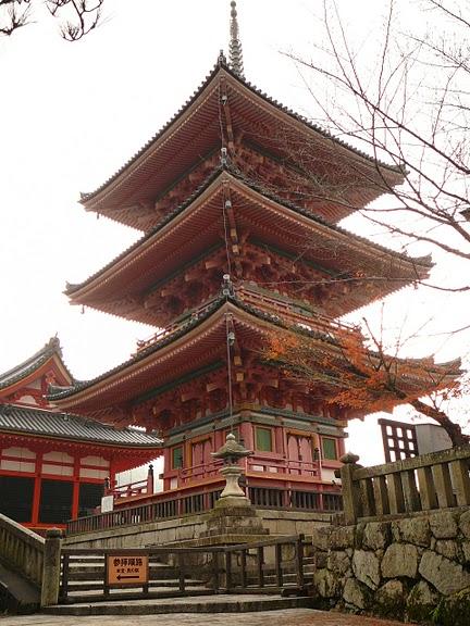 Киёмидзу-дэра - храм для всех. 25586