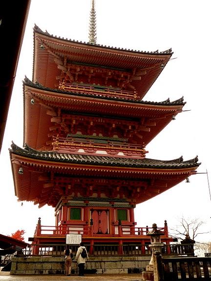 Киёмидзу-дэра - храм для всех. 34387
