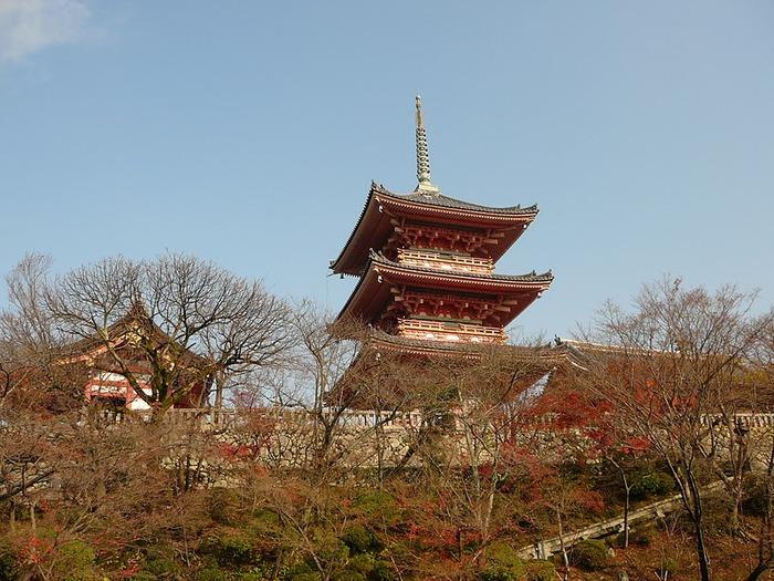 Киёмидзу-дэра - храм для всех. 62606