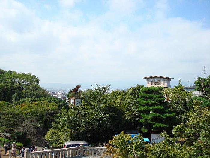 Киёмидзу-дэра - храм для всех. 11678