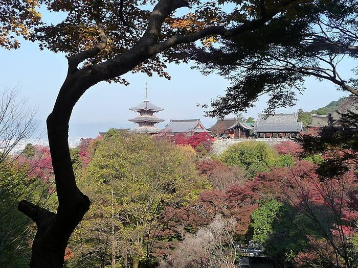 Киёмидзу-дэра - храм для всех. 76712