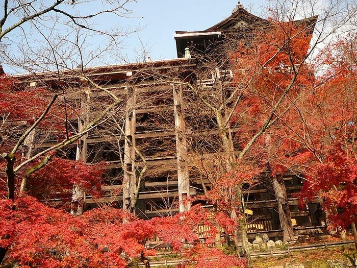 Киёмидзу-дэра - храм для всех. 20852