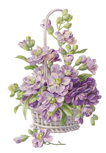 М-карзина миленьких цветов (367x530, 257Kb)