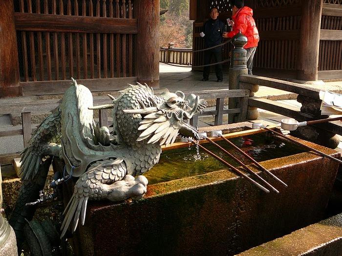 Киёмидзу-дэра - храм для всех. 26662