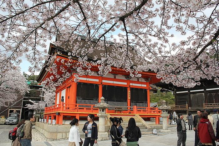 Киёмидзу-дэра - храм для всех. 89685