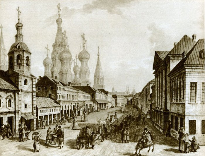 Москворецкая улица. 1800-02. (700x533, 104Kb)