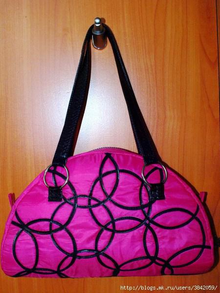 сумка из зонтов - Сумки.