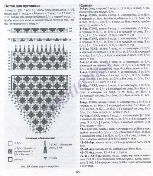 ВЯЗАНИЕ С БИСЕРОМ СПИЦАМИ И КРЮЧКОМ_Страница_067 (522x600, 248Kb)