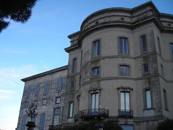 Дворец Борромео ( итал. Isola Bella - красивый остров ) 84706
