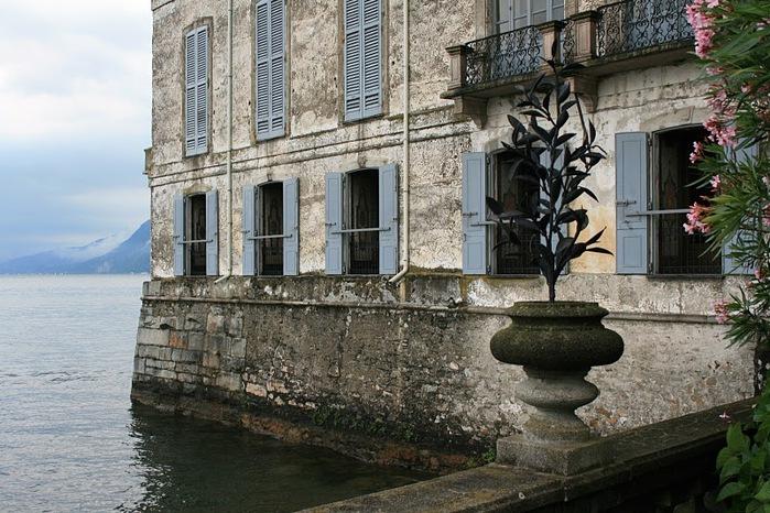 Дворец Борромео ( итал. Isola Bella - красивый остров ) 22166