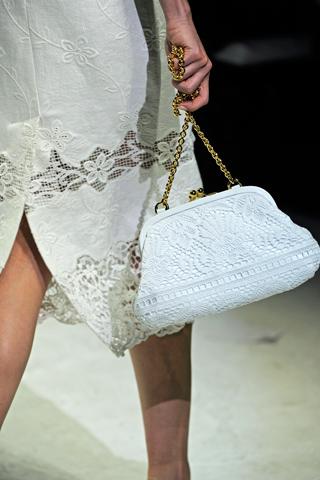 Линия сумок Miss Sicily весна-лето от Dolce&Gabbana.