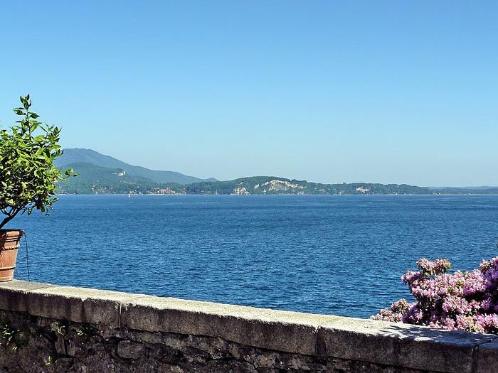 Дворец Борромео ( итал. Isola Bella - красивый остров ) 96522