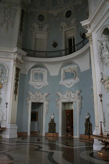 Дворец Борромео ( итал. Isola Bella - красивый остров ) 86940