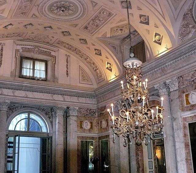 Дворец Борромео ( итал. Isola Bella - красивый остров ) 60802