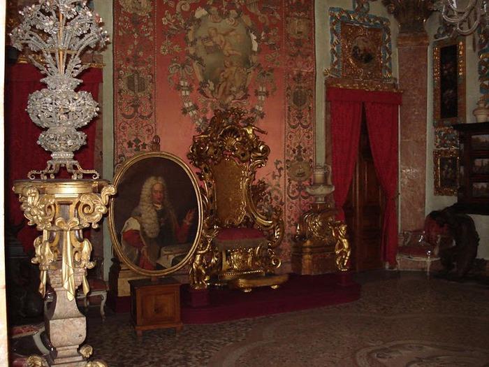 Дворец Борромео ( итал. Isola Bella - красивый остров ) 41029
