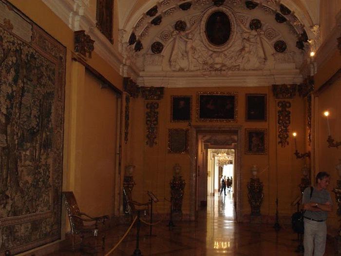 Дворец Борромео ( итал. Isola Bella - красивый остров ) 85553