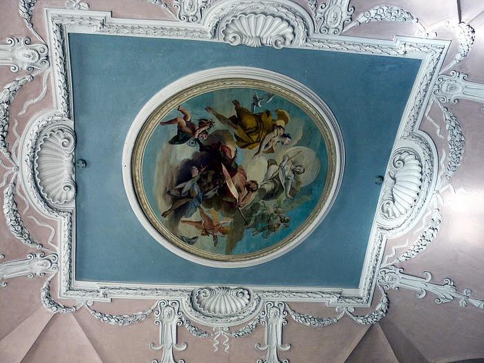 Дворец Борромео ( итал. Isola Bella - красивый остров ) 33883