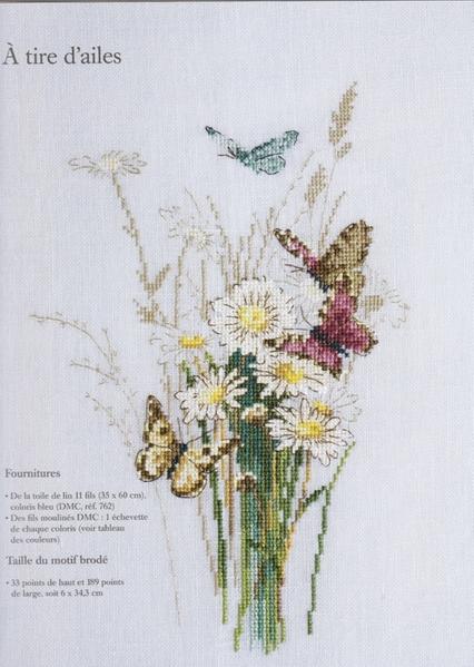 Рубрики: ВЫШИВКА/Цветы