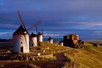Превью Consuegra, La Mancha, Spain (700x466, 122Kb)