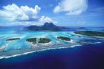 ������ Reefs of Bora Bora, French Polynesia (700x466, 113Kb)