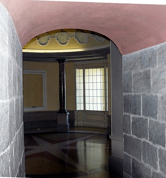 Дворец Борромео ( итал. Isola Bella - красивый остров ) 50283