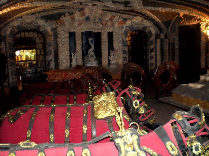 Дворец Борромео ( итал. Isola Bella - красивый остров ) 34798