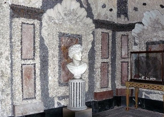 Дворец Борромео ( итал. Isola Bella - красивый остров ) 30342