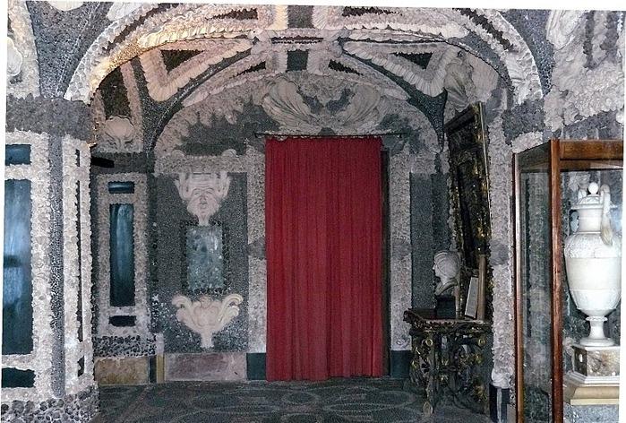 Дворец Борромео ( итал. Isola Bella - красивый остров ) 48350
