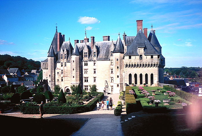 Chateau Langeais  Flickr - Photo Sharing! (698x470, 712Kb)