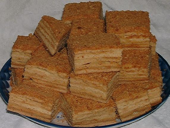 Ркачать рецепт приготовления медового торта Этот рецепт в разделах...