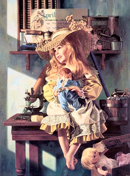Bob Byerley (1941)monday-thru-sunday (441x600, 315Kb)
