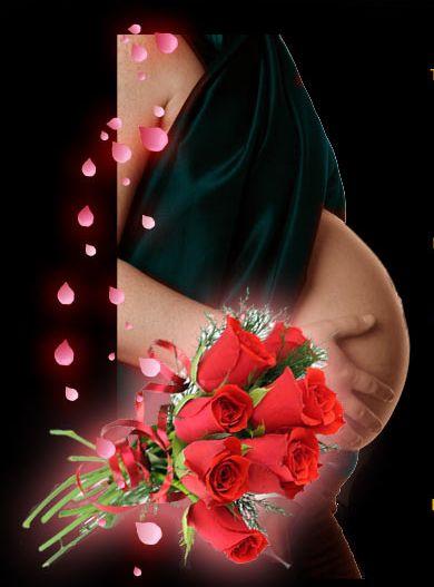 Поздравления с днем рождения для беременной в прозе