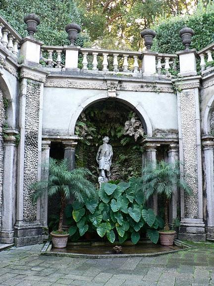 Дворец Борромео ( итал. Isola Bella - красивый остров ) 85906
