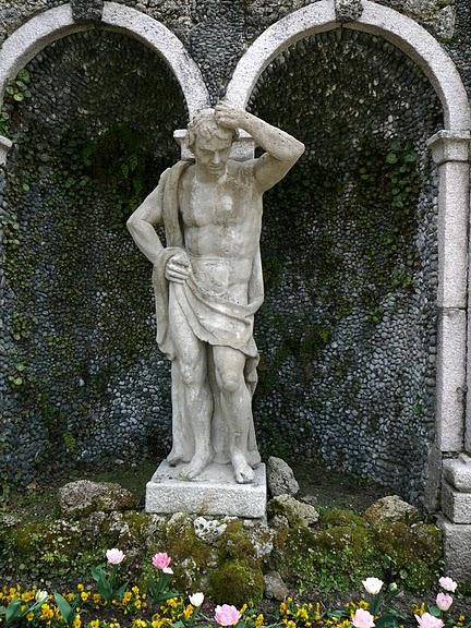 Дворец Борромео ( итал. Isola Bella - красивый остров ) 66770
