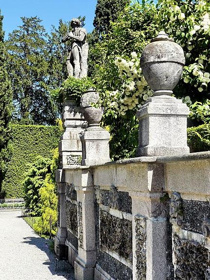 Дворец Борромео ( итал. Isola Bella - красивый остров ) 31967