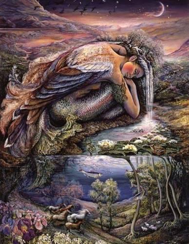 морской ангел (388x500, 49Kb)