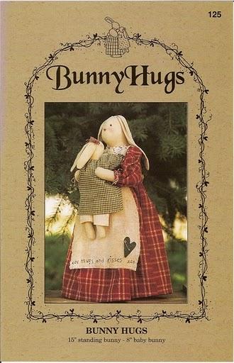 Bunny Hugs mamma coelha (330x512, 56Kb)