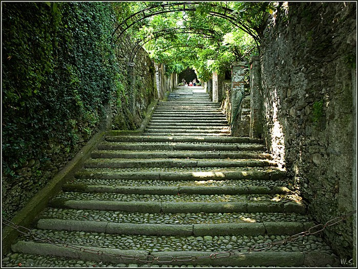 Дворец Борромео ( итал. Isola Bella - красивый остров ) 72266