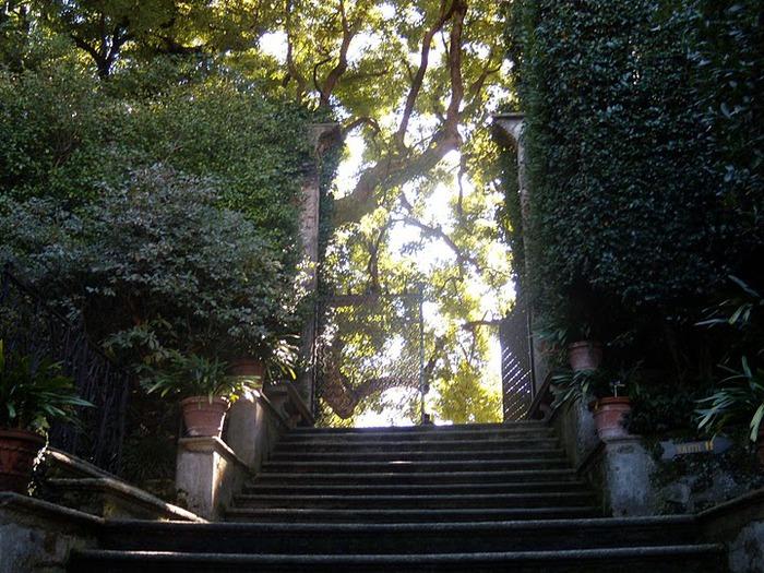 Дворец Борромео ( итал. Isola Bella - красивый остров ) 96671