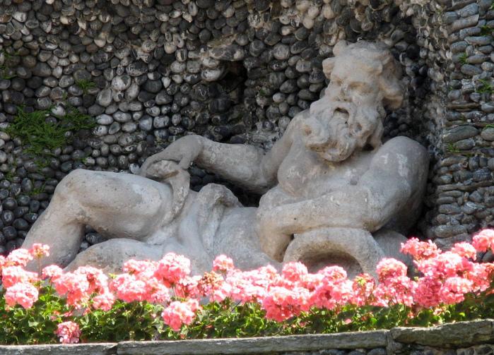 Дворец Борромео ( итал. Isola Bella - красивый остров ) 16488