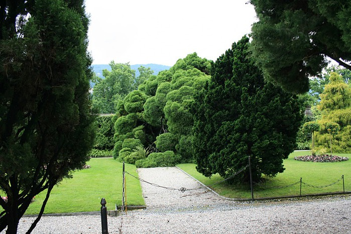 Дворец Борромео ( итал. Isola Bella - красивый остров ) 90103