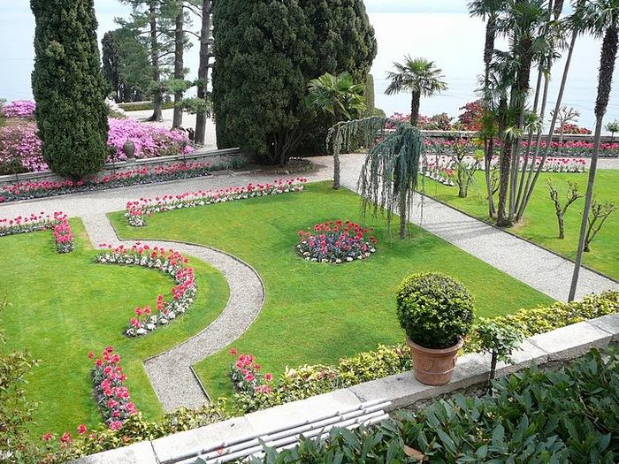 Дворец Борромео ( итал. Isola Bella - красивый остров ) 78936