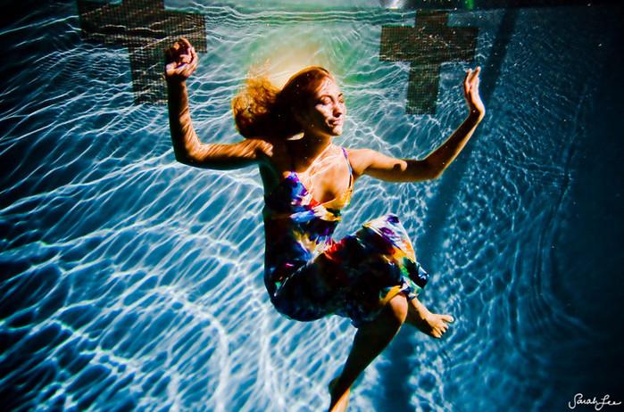 Vivant Vie - Underwater
