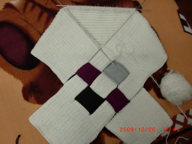 норвежский свитер схема вязания