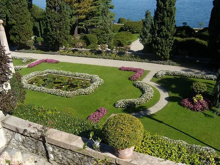Дворец Борромео ( итал. Isola Bella - красивый остров ) 81165